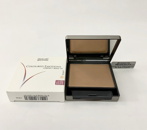 Hildegard Braukmann Compact Make up (Bisquit)