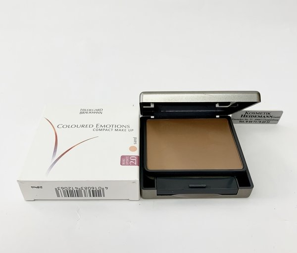 Hildegard Braukmann Compact Make up (Sand)