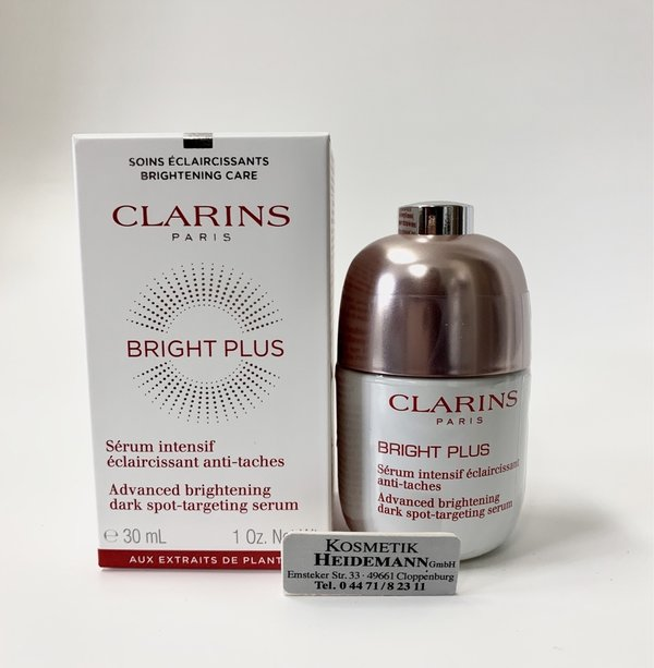 Clarins Bright Plus 30ml