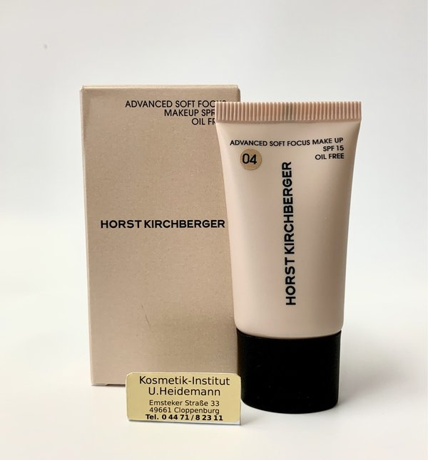 Horst Kirchberger Advanced Soft Focus Make Up Nr 04